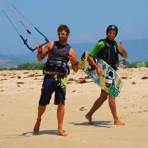 Corso istruttore di kitesurf IKO 2015