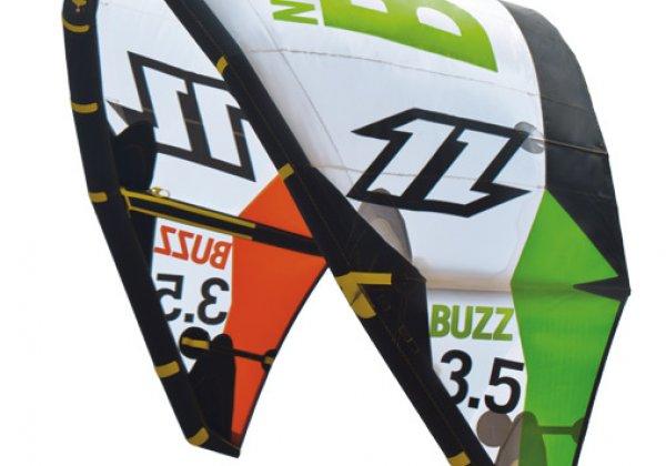 Test Kite Buzz 2014 para escuela