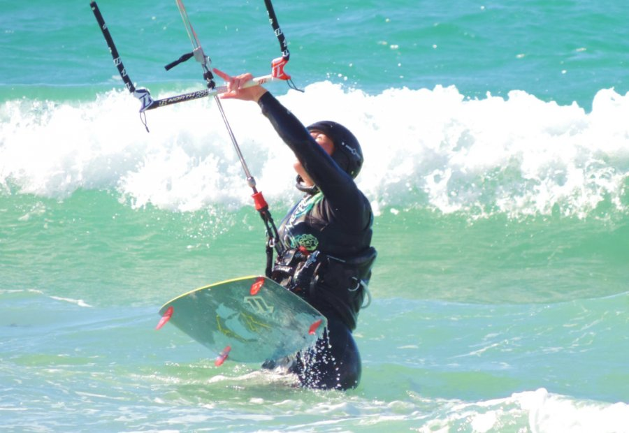 3 Days Kitesurfing lessons Level 3