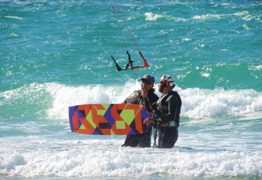 4 Days Kitesurfing lessons Level 4