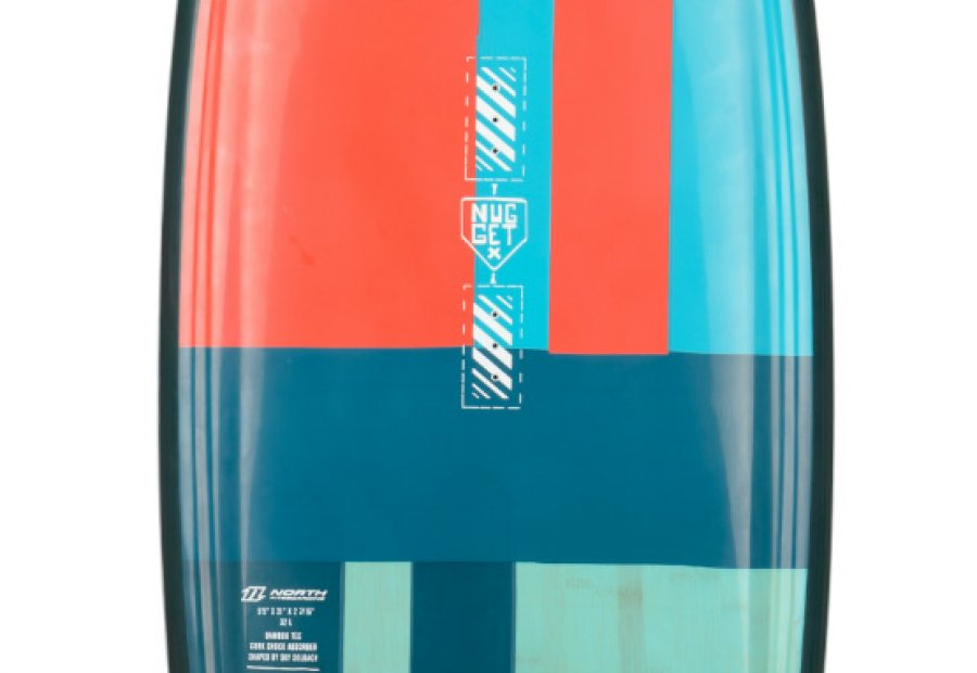 Deski typu Surf kite