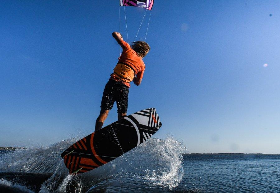 Kitesurf Camp Tarifa - Freestyle
