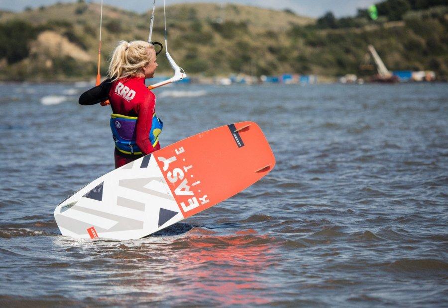 Kitesurf Camp Tarifa - Nivel Iniciación